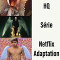 O título não é adaptação Netflix