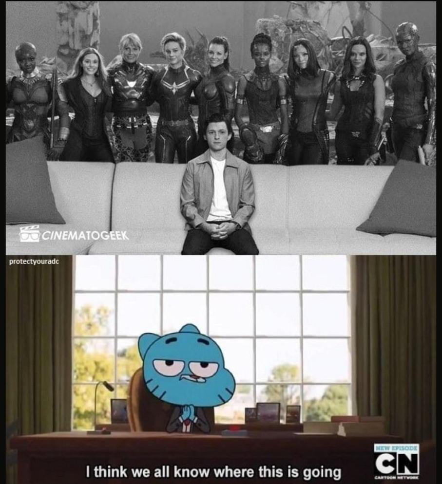 I'd watch it - meme