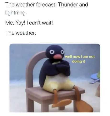 Very very frightening - meme