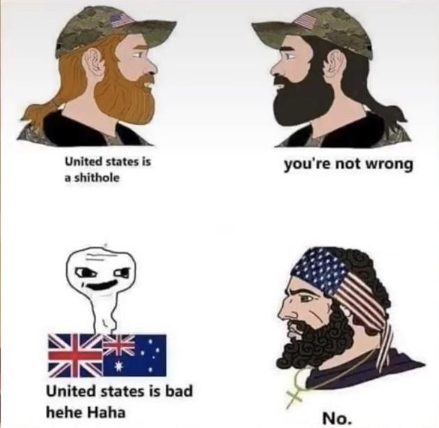 epic American title - meme