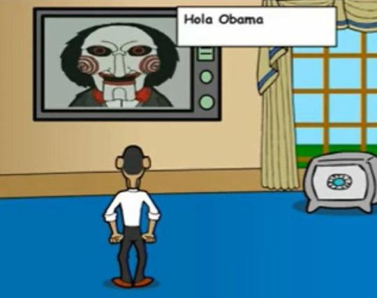 Hola Obama - meme
