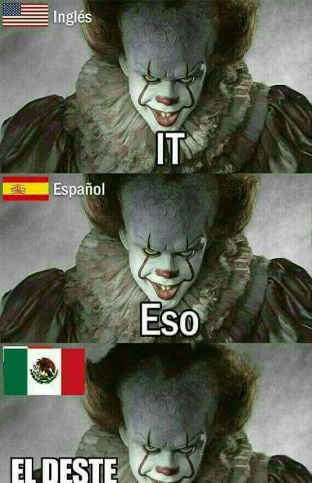 el deste - meme