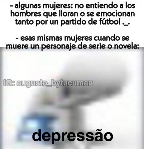 Depressão - meme