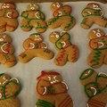 Ninja Gingerbread Dudes