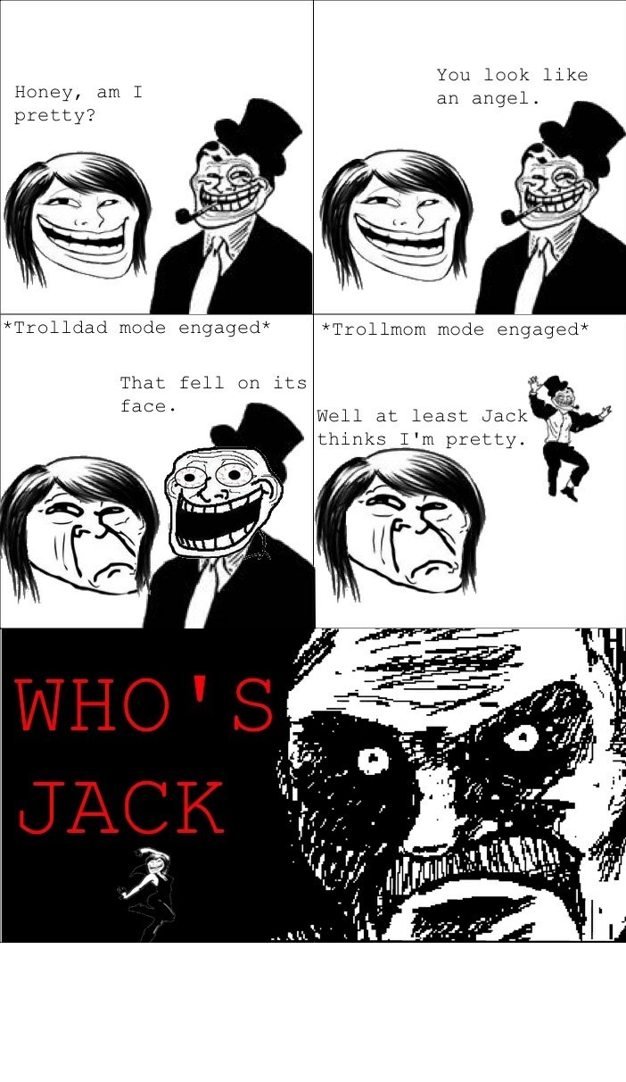 Do you know anyone named Jack? - meme