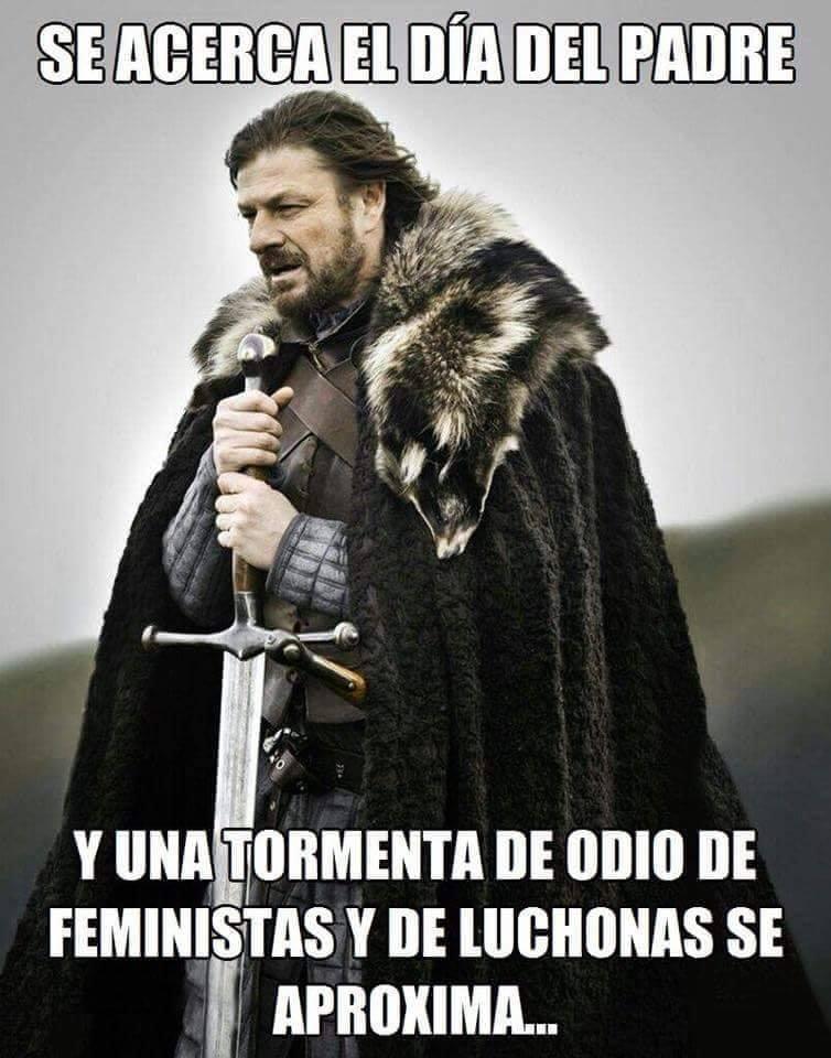 Dia del padre - meme