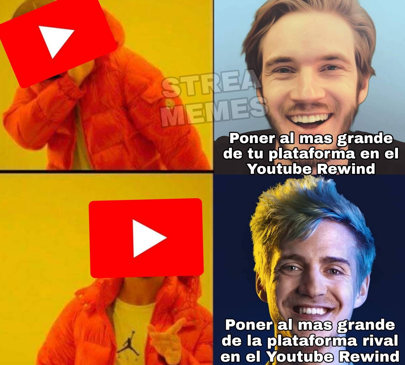 Youtube Logic - meme