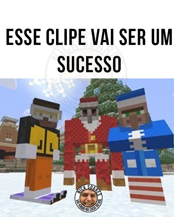 CLIPE DE SUCESSO - meme