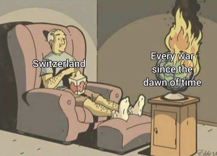 Swiss - meme