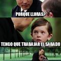 Esto es el día a día de un español