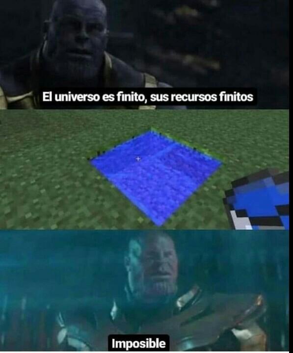 Recurso infinito :) - meme