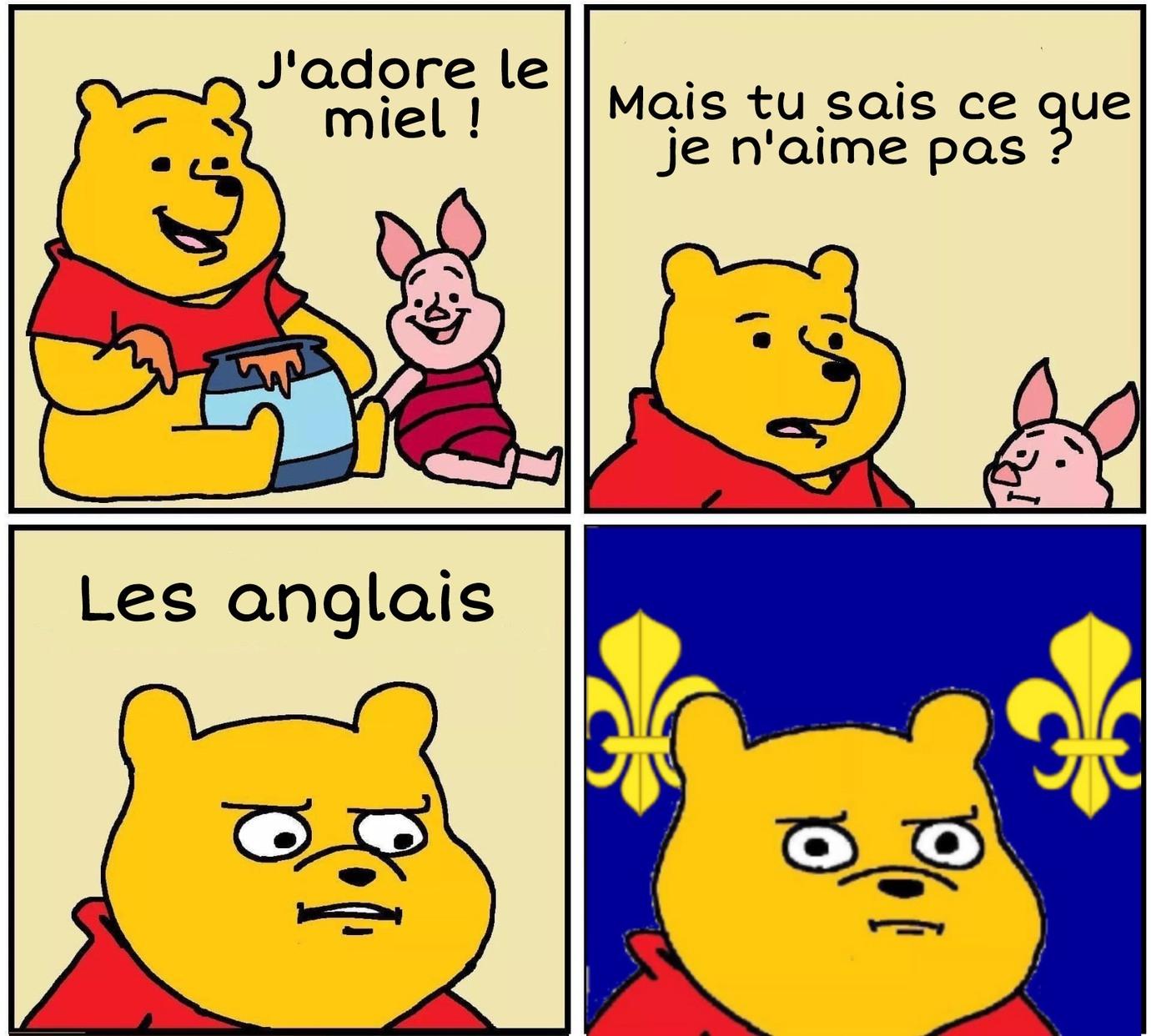 Mort aux anglois ! - meme