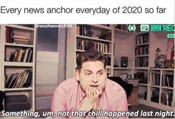 2020 am'I'rite - meme