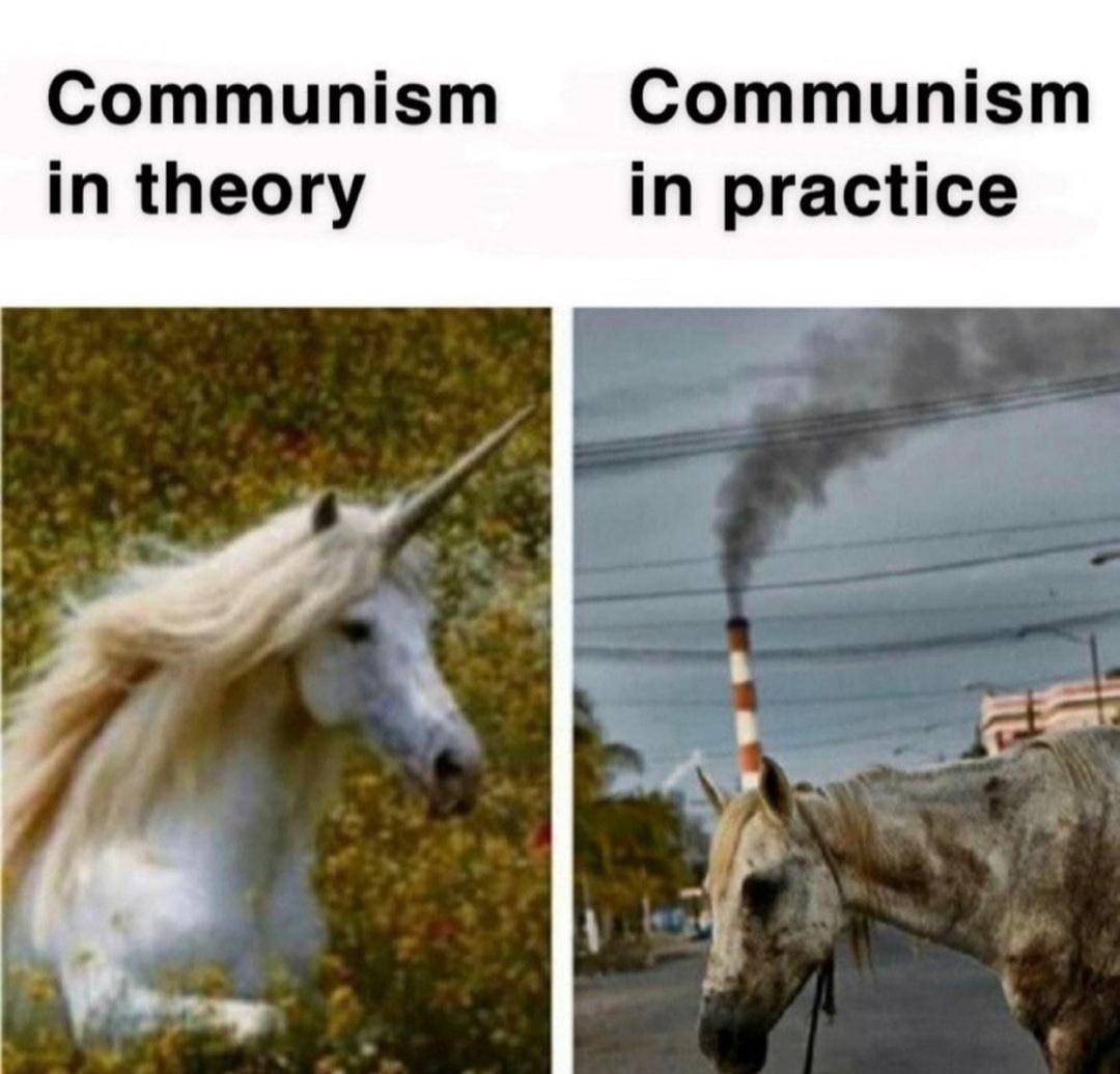 Riding a pale horse - meme