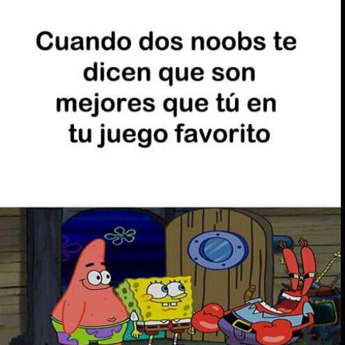 Noobs - meme