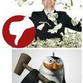 Pinguins de Madagascar :sweet: