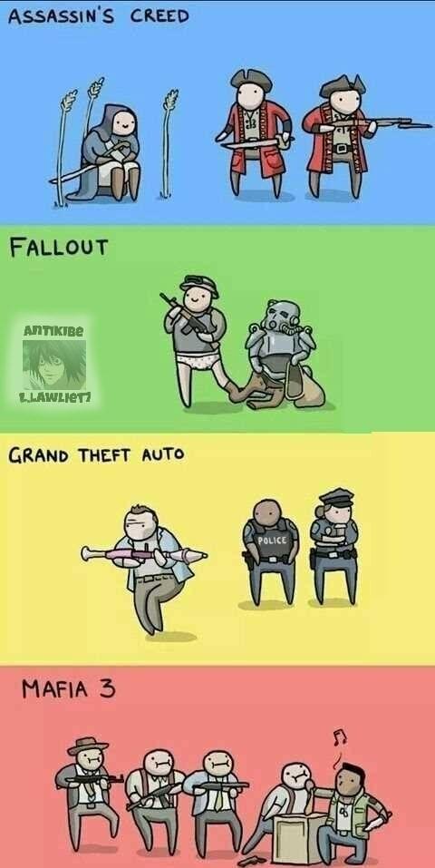GTA é top - meme