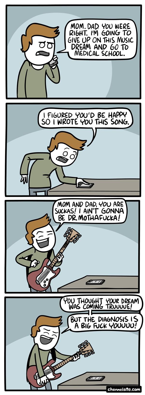 The Song - meme