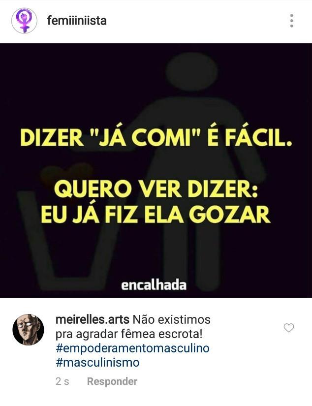 NAUM ACHA O CLITORES HAHA - meme