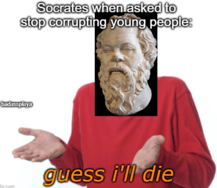It would've been so easy... - meme