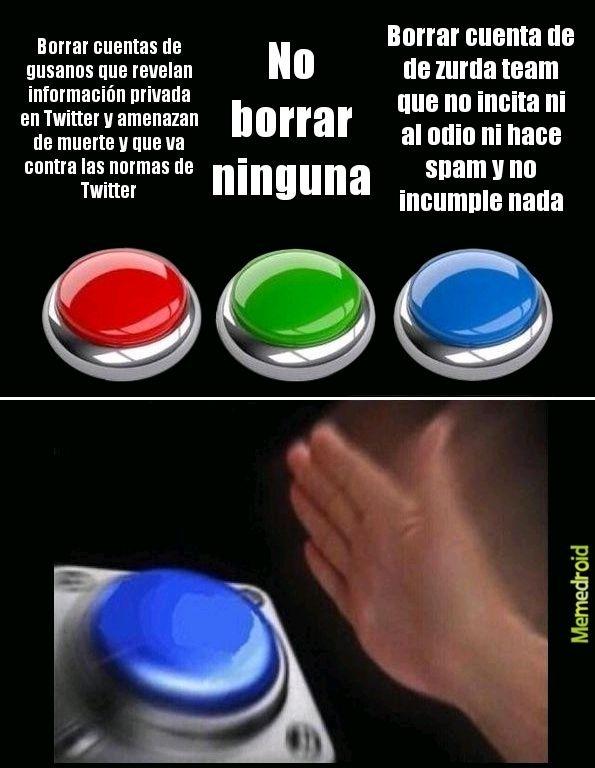 Twitter hizo eso - meme
