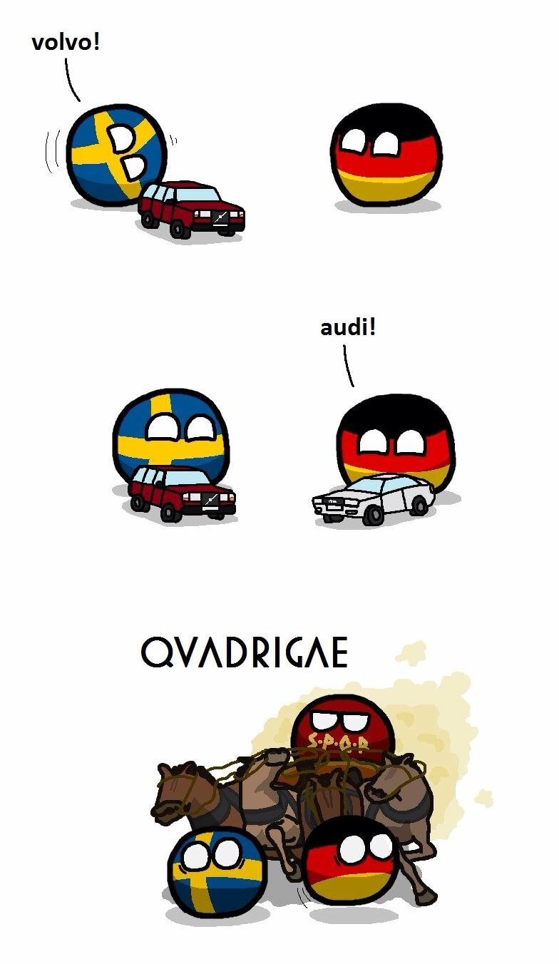 vehículos de Roma! - meme