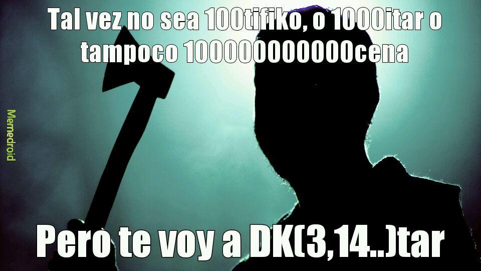 DK(3,14..)Tado - meme