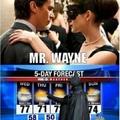 la météo par Batman