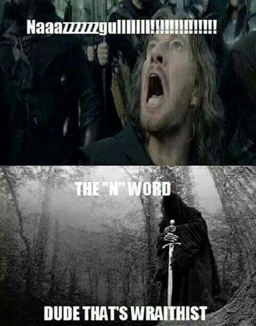 Dude....Wraithist - meme