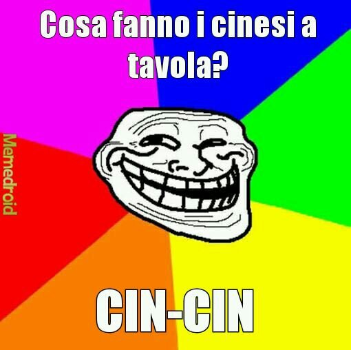 CINesi CIN CIN - meme