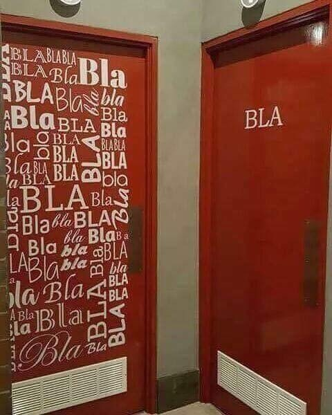 best toilet doors - meme