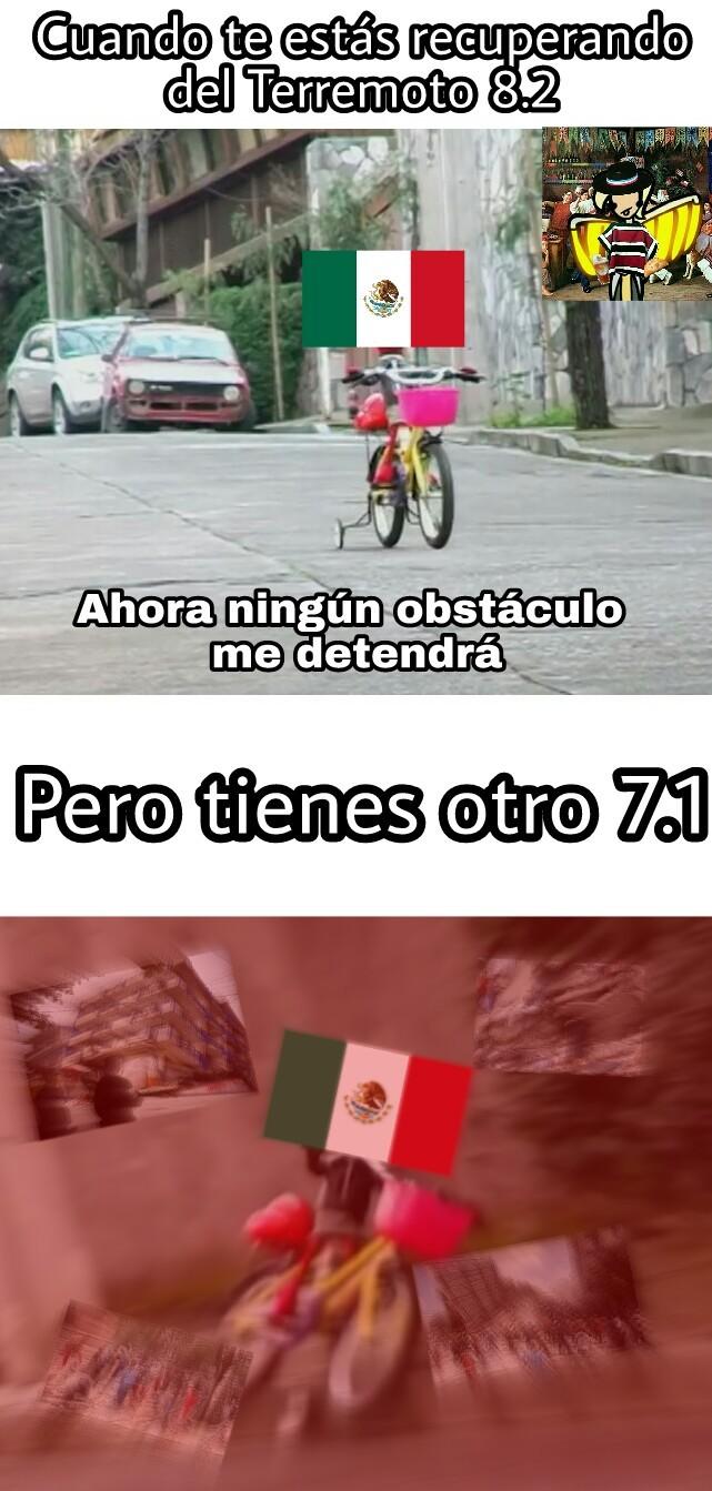 Saludos a Mexico :^] - meme