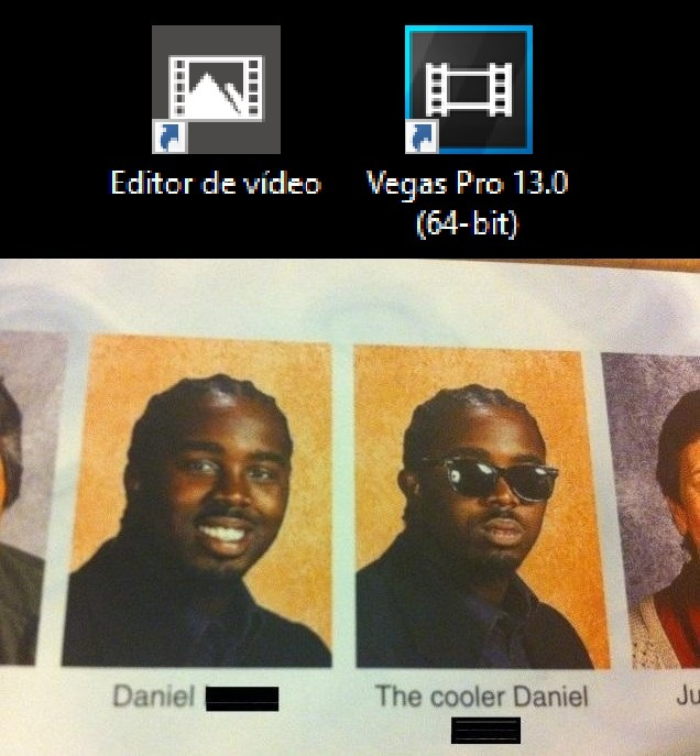 Vegas Pro 13.0 no responde - meme