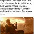 Oof, poor Tony.