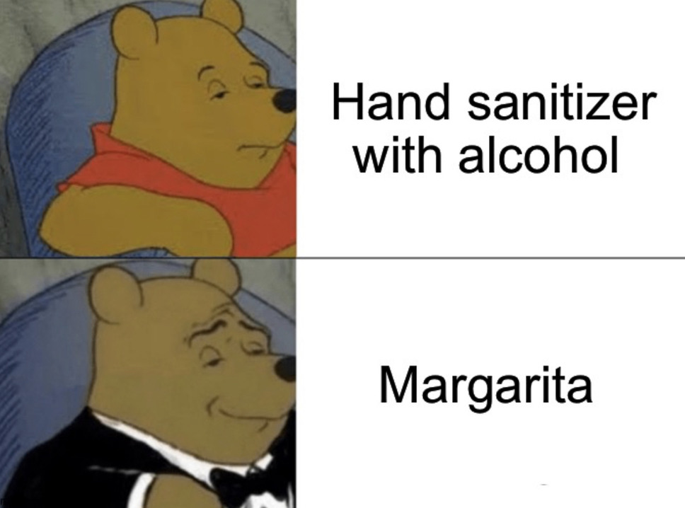 Party drink - meme