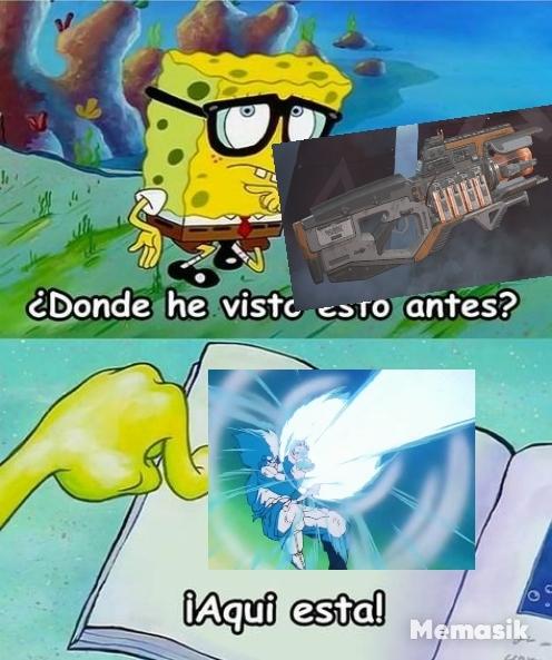 El mejor rifle de francotirador de apex - meme