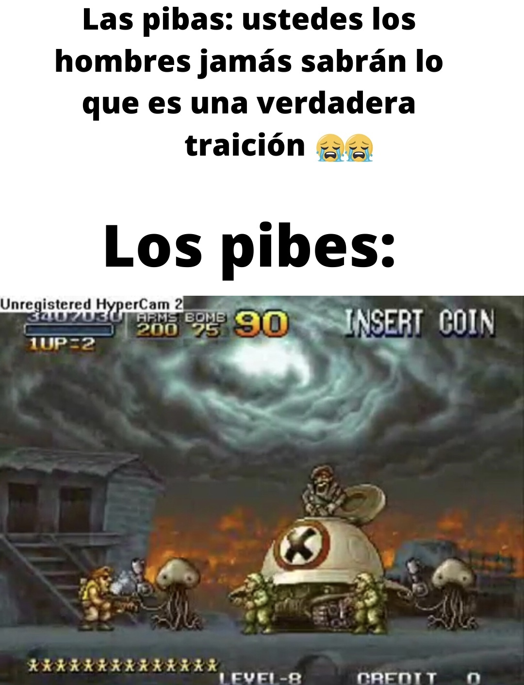 Pobre armada rebelde :crying: - meme