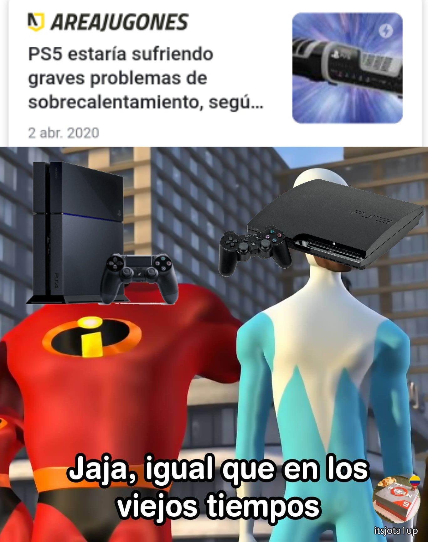 Horno 5.0 - meme