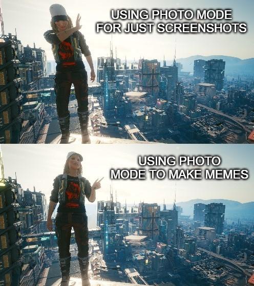 Meme Mode
