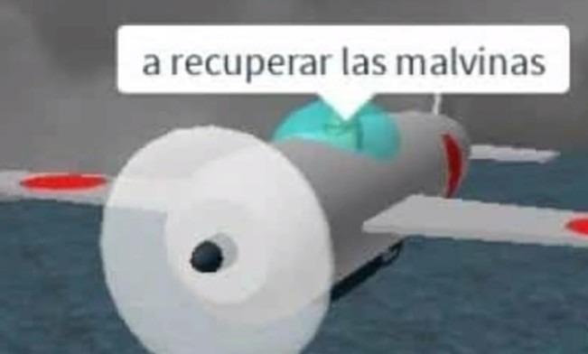 Malvinas - meme
