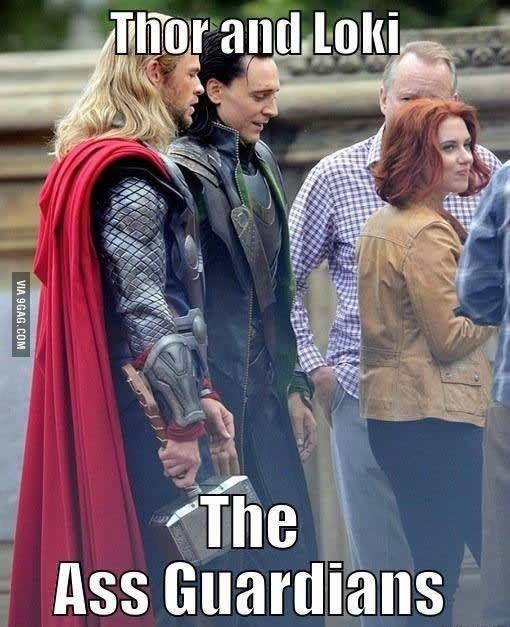 Scarlett's face :) - meme