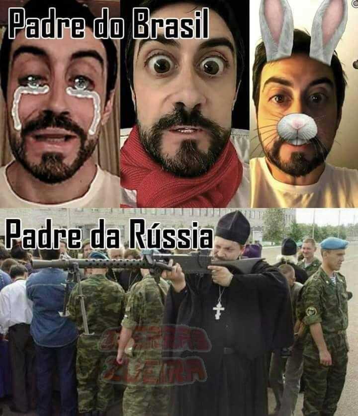 Rússia - meme