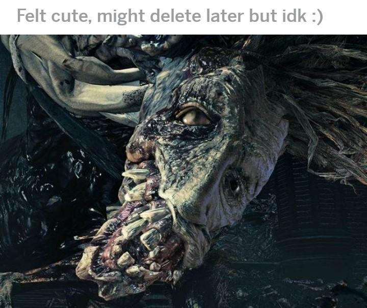 When You Feel Cute <3 - meme