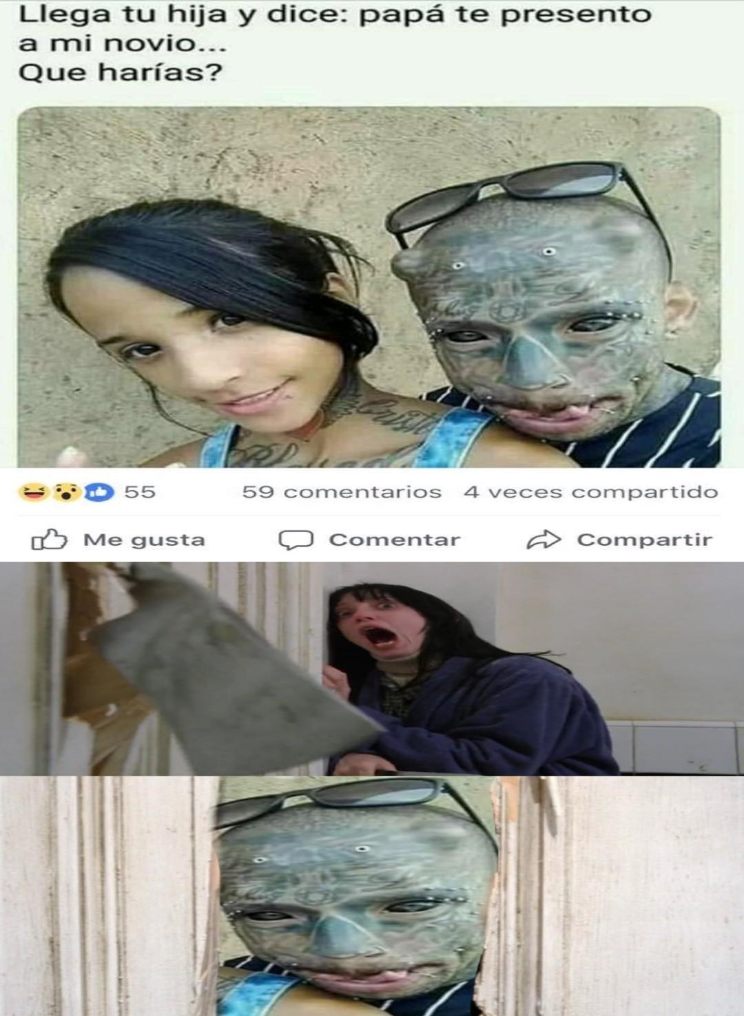 Verga guey - meme