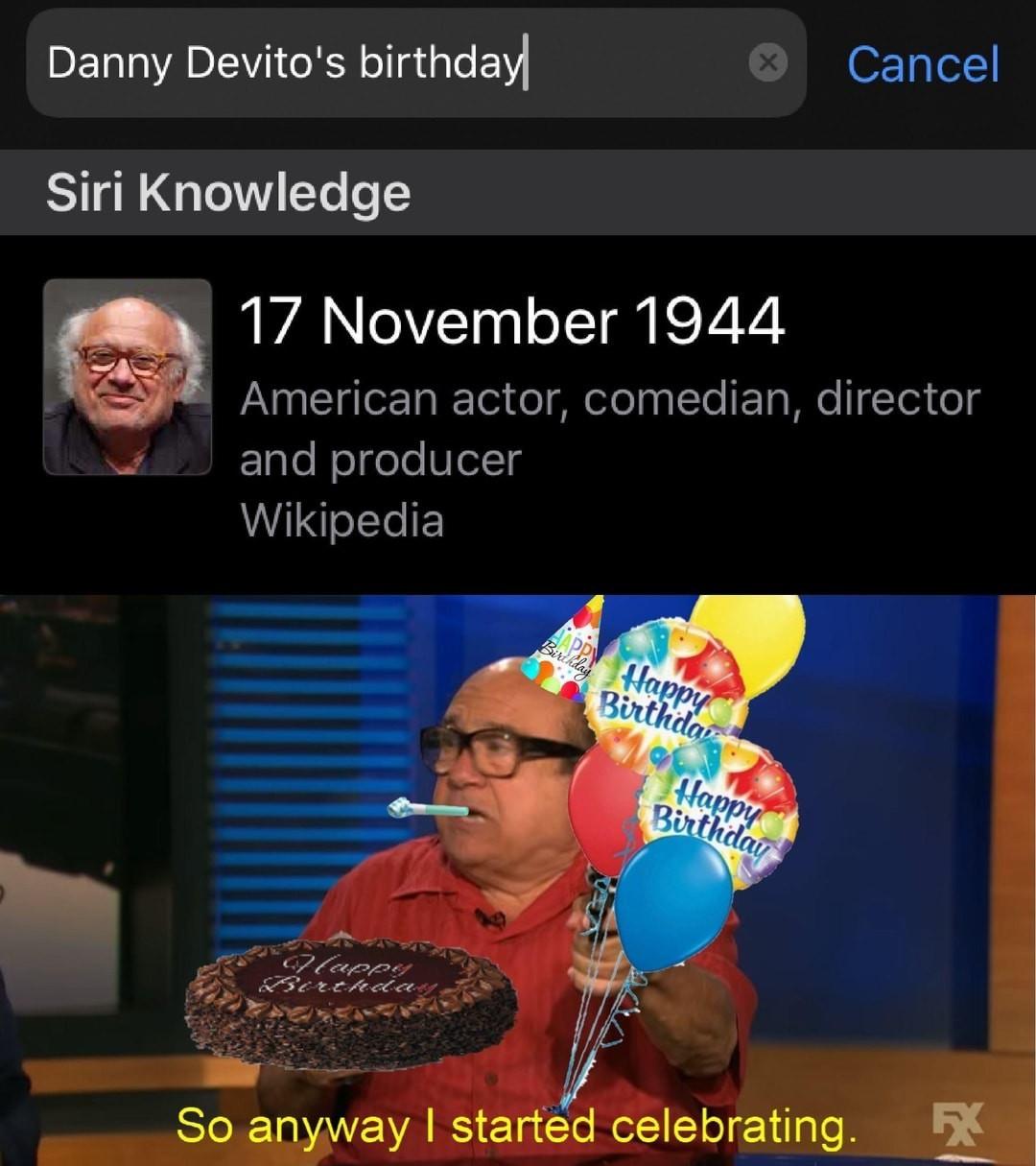 Happy Birthday Danny!!! - meme