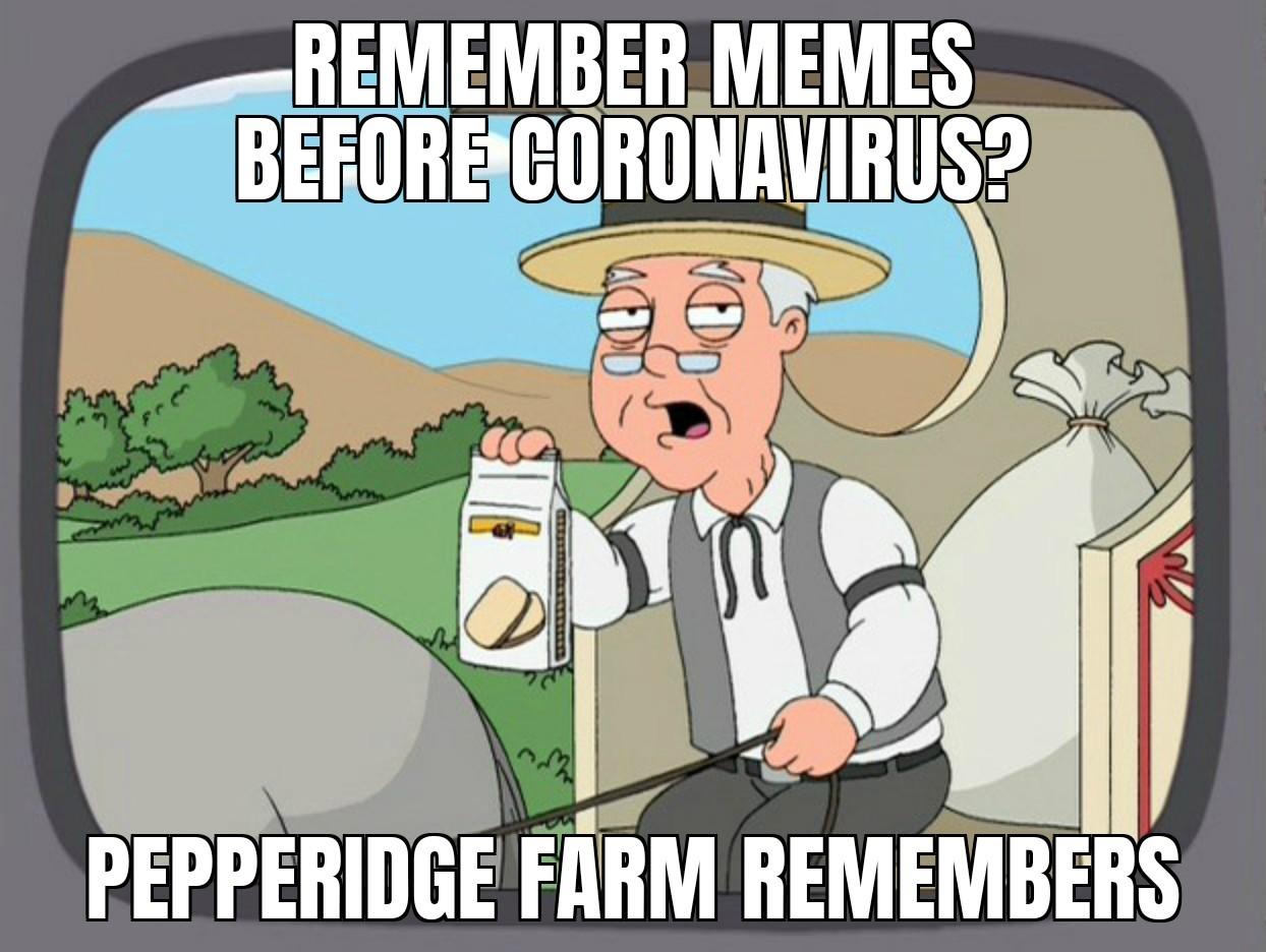 I member too! - meme