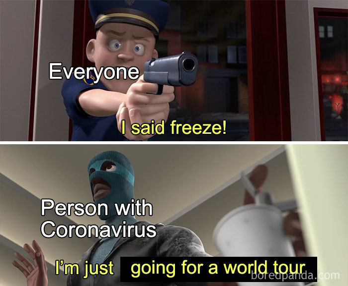 I'm just going on a world tour... - meme