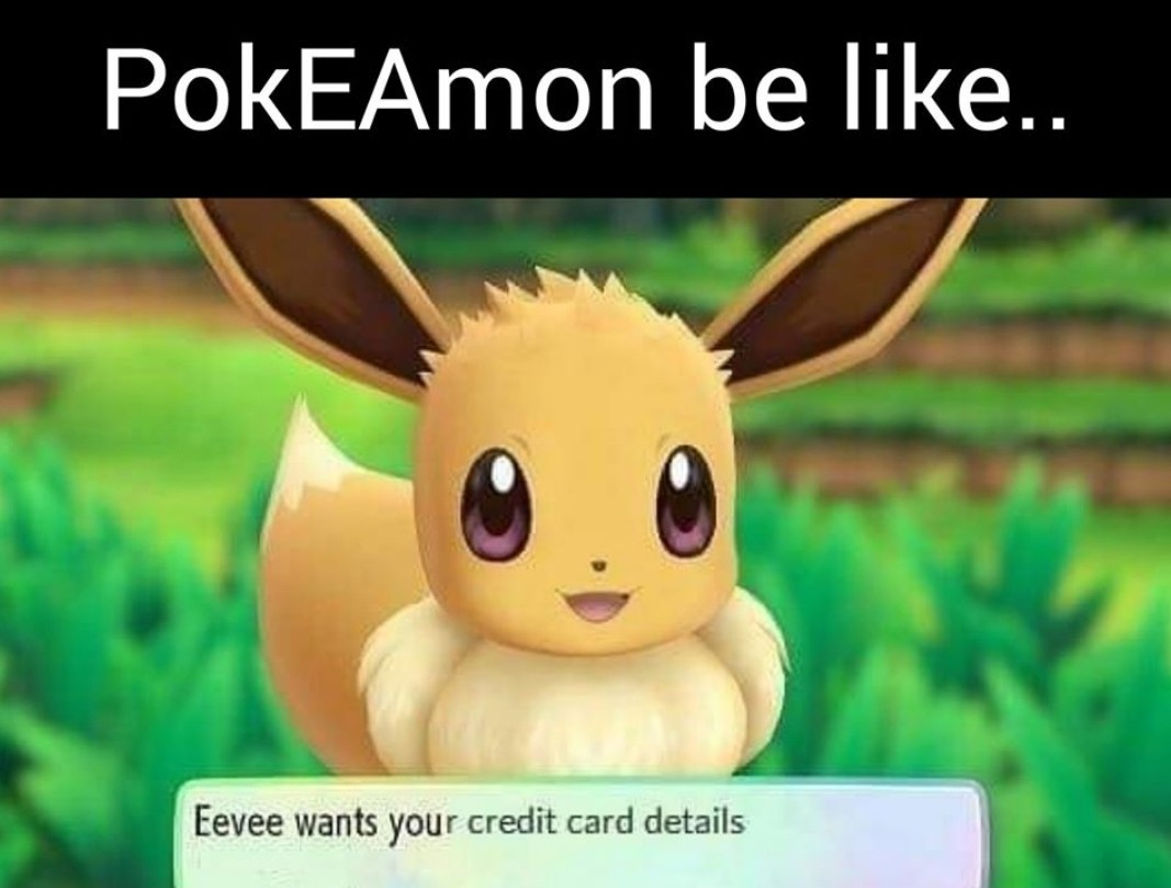 Mmmm..credit cards - meme
