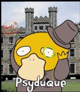 Psyduque - meme
