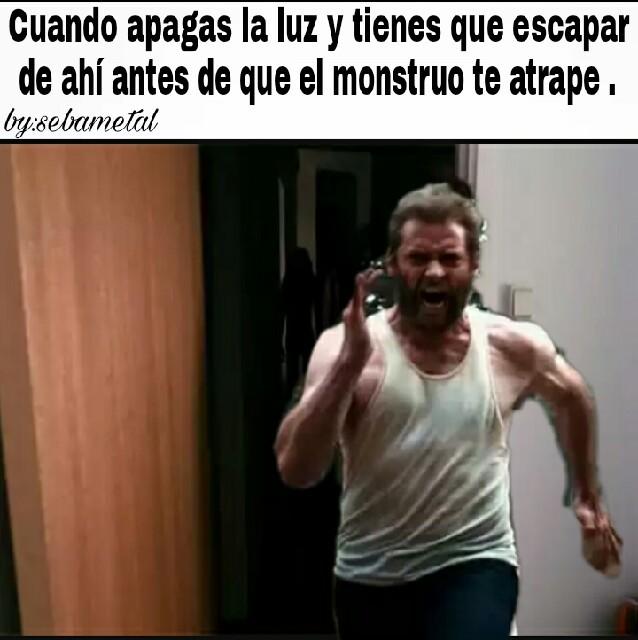 Corre!!! - meme